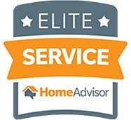 Home Advisor home extrior Elite Service Provider